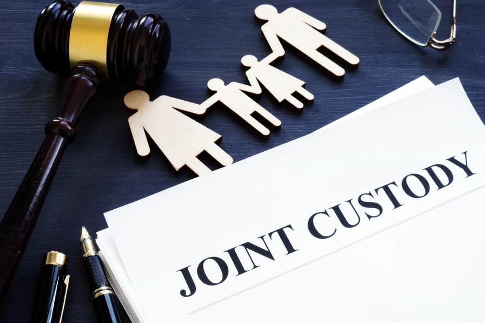 משמורת משותפת ומזונות בבית הדין הרבני ובבית המשפט
