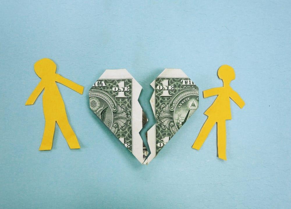 כמה עולה להתגרש?
